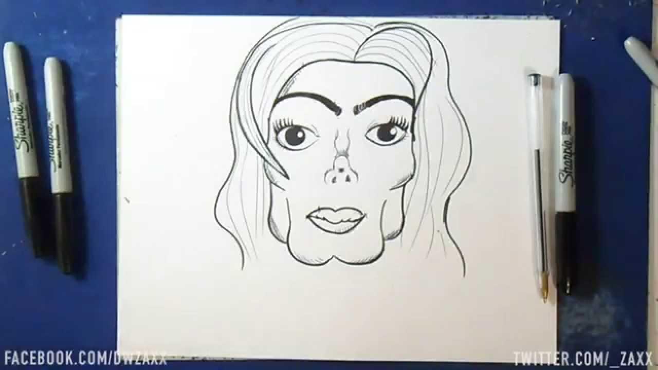 Comment dessiner michael jackson youtube - Dessin de michael jackson ...