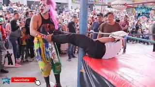 Psycho Clown y Pagano vs Murder Clown y Monster Clown