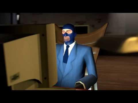 SFM: Spy's Reaction to Rule 34