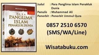 Para Panglima Islam Penakluk Dunia   Muhammad Ali   Penerbit Ummul Qura