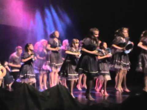 Info Europejski Dzień Seniora, Zespół  Pracowni Tańca Współczesnego89
