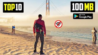 Top 10 OFFLINE Android Games Under 100MB [HD GRAPHICS] 2020
