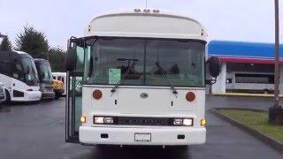 Northwest Bus Sales Used 2005 Bluebird All American 44 Passenger Rear Engine Bus - 27484