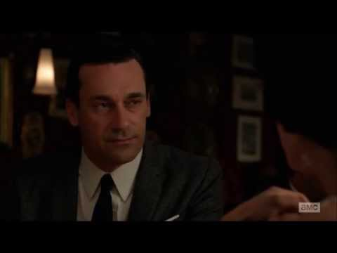 "Mad Men - Don Draper: ""You wanna feel shitty?"""