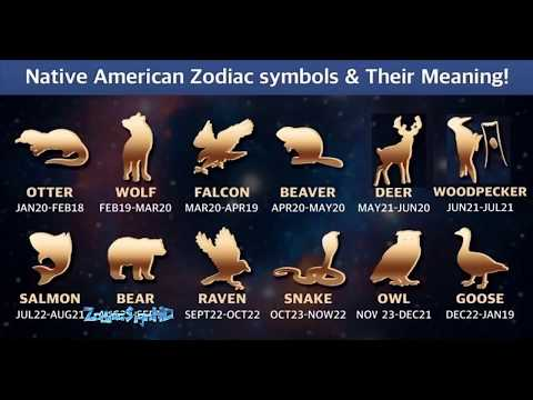 The Native American Version Of Your Zodiac Sign