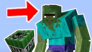 ЧТО БУДЕТ ЕСЛИ ВЗОРВАТЬ 1 миллион АТОМНЫХ БОМБ в Minecraft