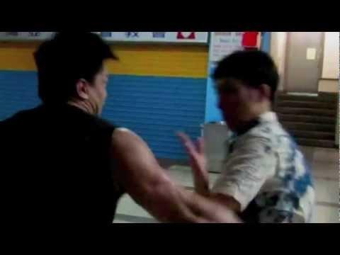 Wing Chun V.S Tang Shou Dao