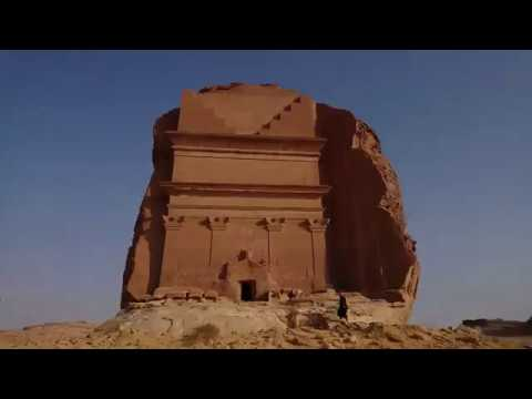 Saudi Arabia in Timelapse and Hyperlapse. The Saudi Compass Travel Series Teaser