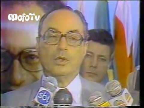 Programa de Domingo - Tv Manchete (Dez. 1984) - chamada