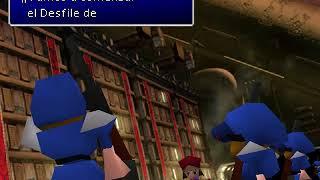 Final Fantasy VII CD1 Parte 20 Desfile