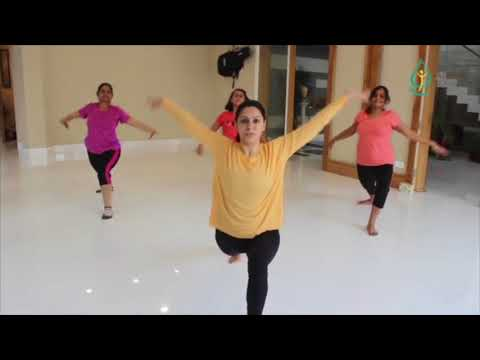 The Divine Yoga Flow with Aikya. A fusion of Indian Classical Music & Yoga