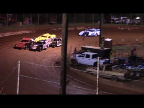 Winder Barrow Speedway Open Wheel Modified  Race 8/24/19