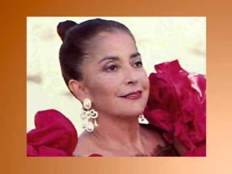 """Teresa Berganza """"Se il vuol la molinara"""" Rossini Live 1993.avi"""