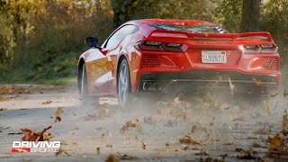 2020 Chevy Corvette Stingray C8 Sports Car Reviewed