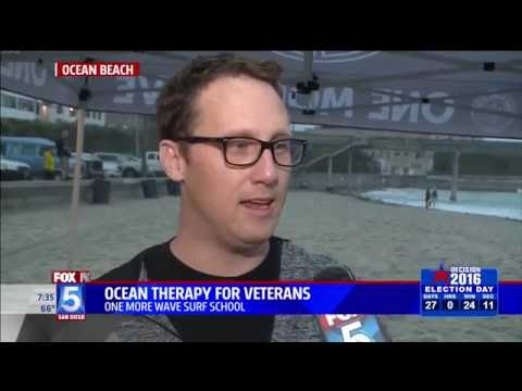 FOX 5 San Diego Live with One More Wave!