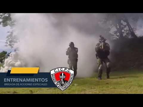 BAE - Brigada De Acciones Especiales Del CICPC