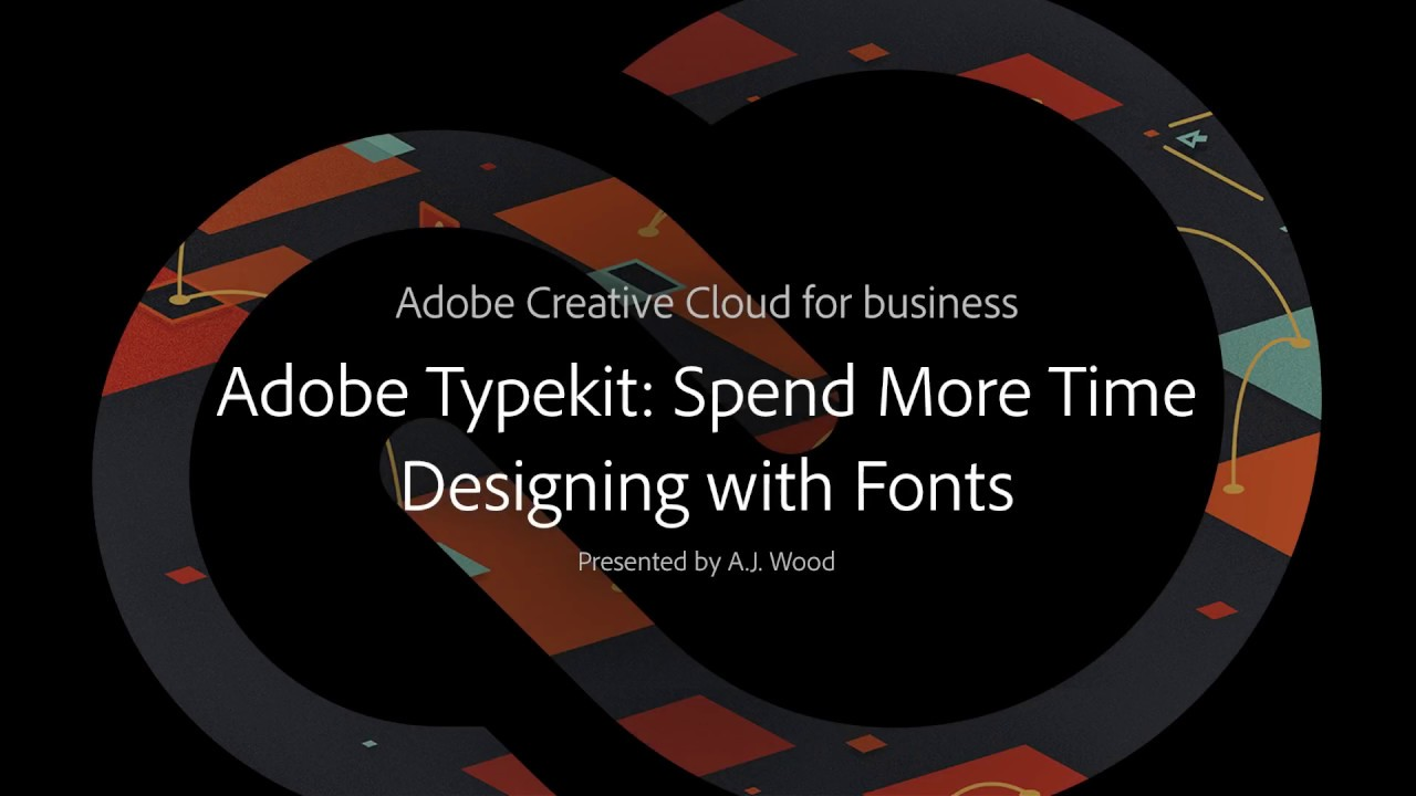 Adobe Typekit: Spend More Time Designing with Fonts | Adobe Creative Cloud