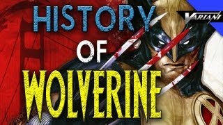 The History Of Wolverine!(Subscribe to Variant: http://www.youtube.com/subscription_center?add_user=variantcomics Today Arris breaks down the history of the most popular mustant in ..., 2013-10-09T21:26:25.000Z)
