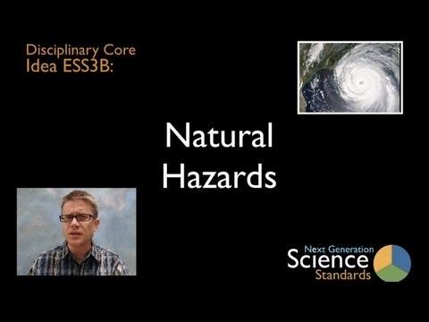 ESS3B - Natural Hazards