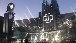 Rammstein - Auslnder Prague 2019 Czech Republic 16.07.2019
