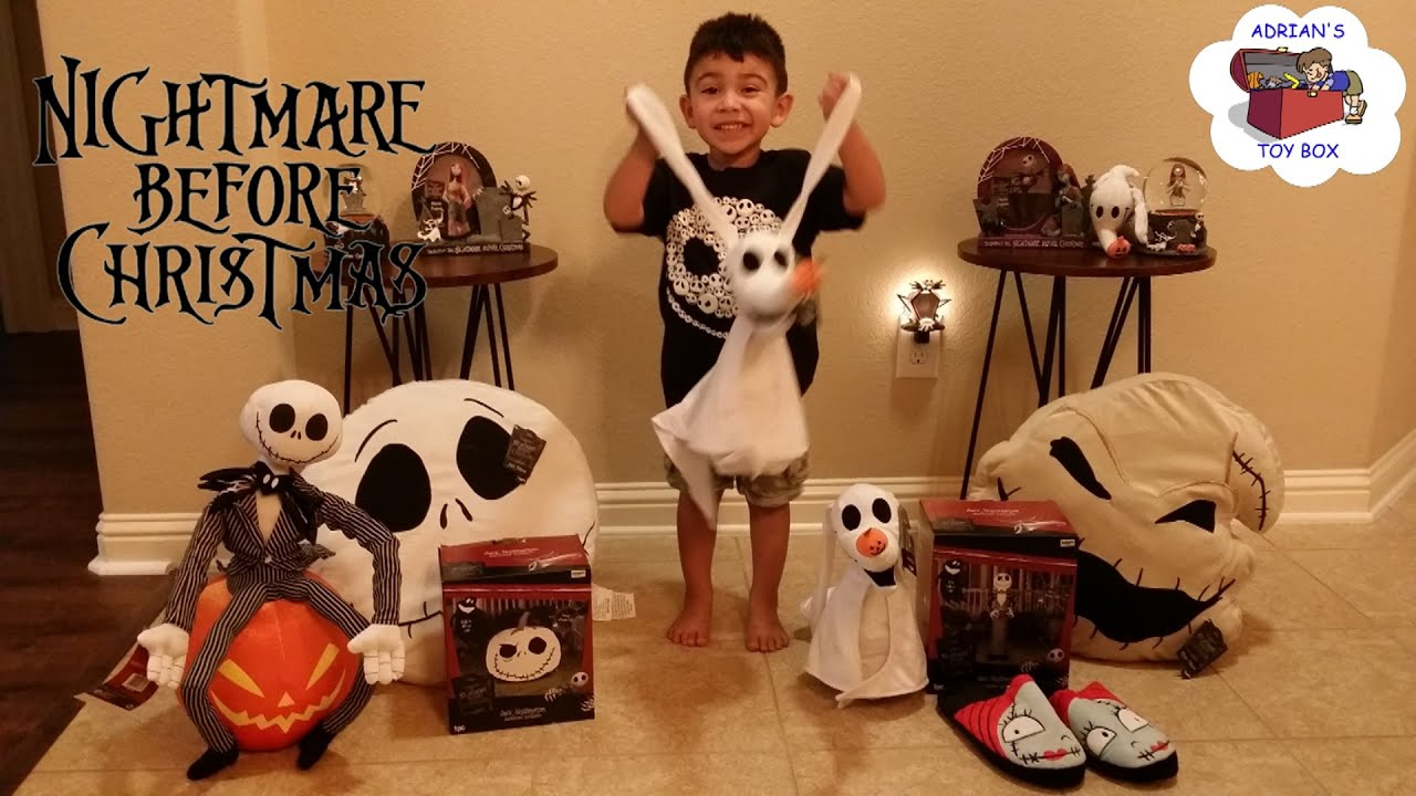JACK SKELLINGTON DISNEY NIGHTMARE BEFORE CHRISTMAS HUGE COLLECTION ...