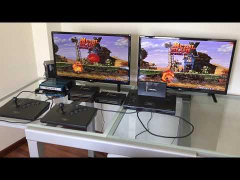 NEOSD 1.06 Firmware update - Neo Geo AES MVS Flashcart
