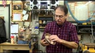 Scott Phillips On Woodturning Presented By Woodcraft