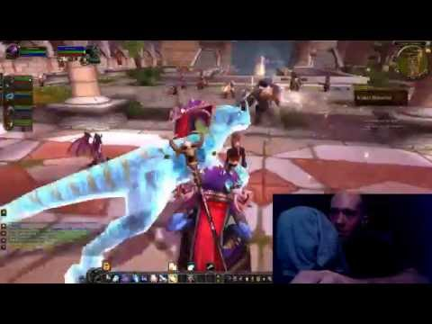 Live ASMR Let's Play WoW 6 - More Dungeon Finder and So Forth