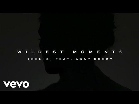 Jessie Ware - Wildest Moments (Remix) (Audio) ft. A$AP Rocky