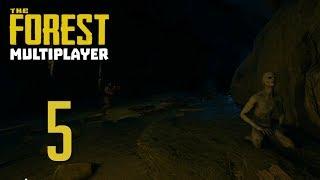 Ep 5 - Forward (The Forest v1.0 multiplayer gameplay) [1080p,60fps]
