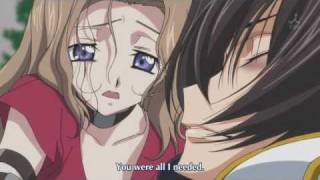 Code Geass Lelouch of the Rebellion R2 Ending Lelouch's Death+ Epilogue