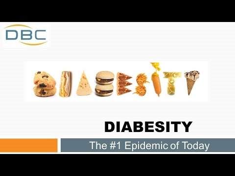 None - Diabesity????? Here's the good news, it's 100% preventable!