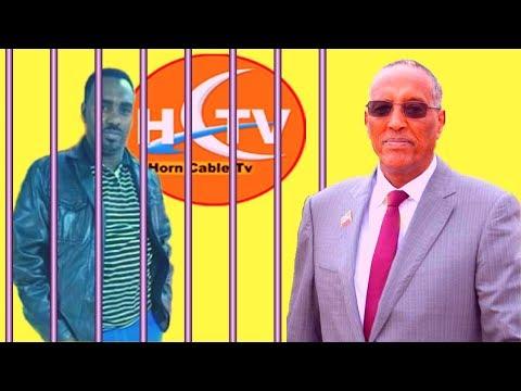 Somaliland Oo Xabsi, Xayiraad Iyo Handaraab Isugu Dartay Horn Cable Television.