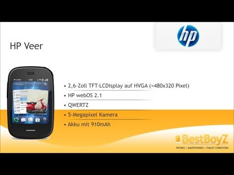 Review: HP Veer | BestBoyZ