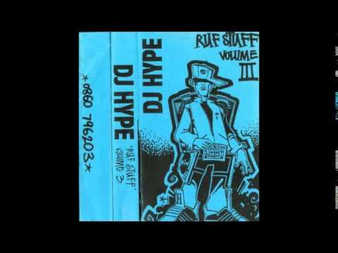 DJ Hype vol III 1993 super rare hardcore tape
