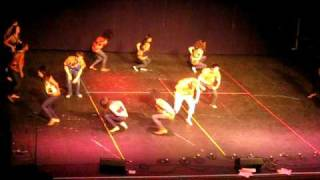Urban Fusion dance to Vulindlela