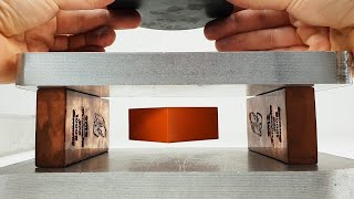 Death Magnet Levitation and Induction Tricks | Magnetic Games