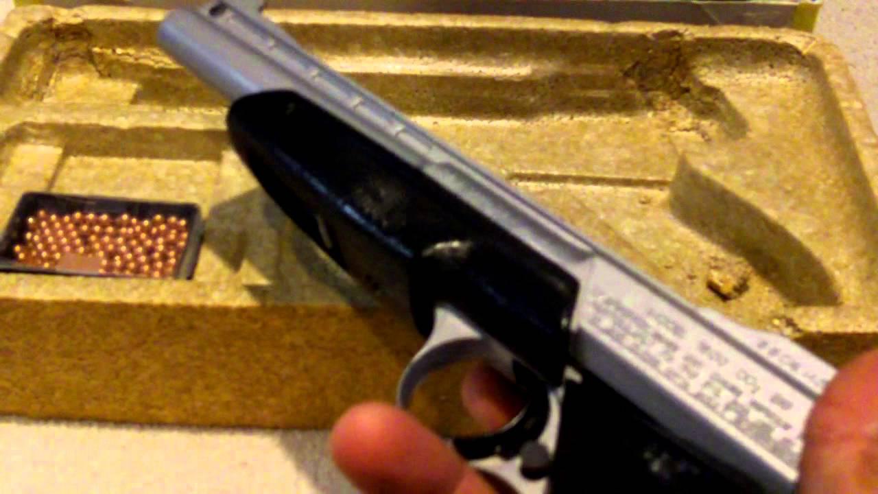 vintage daisy 1500 powerline bb pistol youtube rh youtube com Daisy Powerline 5501 Daisy Powerline 880 Exploded-View