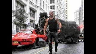 FAST AND FURIOUS 8 Prison Riot Movie Clip + Trailer 2017 The Fate Of The Furious