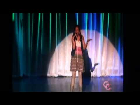 Mackenzie Cook Singing I Never Promised You A Rose Garden Youtube