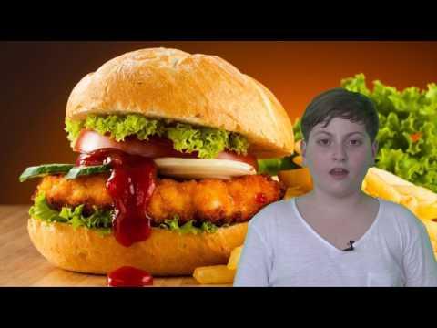Spot Educazione Alimentare - Laboratorio Videoproduzione 2014-2015