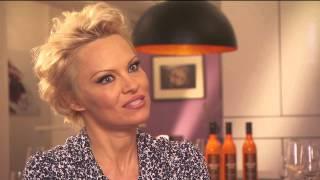 Pamela Anderson Interview @ Andalö Midsommar Dinner 2014 In Munich