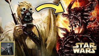 Star Wars: Wie aus einem Tusken Räuber ein Sith Lord mit eigenem Imperium wurde - Darth Krayt