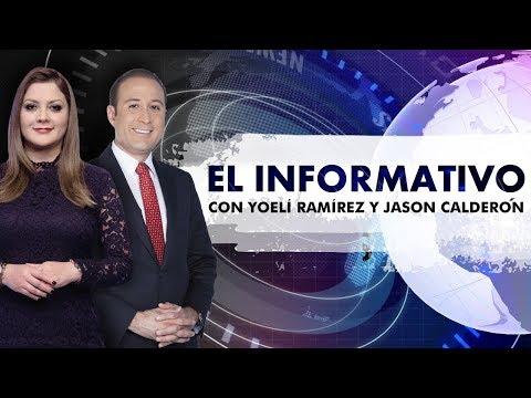 El Informativo de NTN24 mediodía / viernes 15 de marzo de 2019