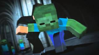 [LGPM] Minecraft Animation:ตำนาน Hero Brine [FIX HD]