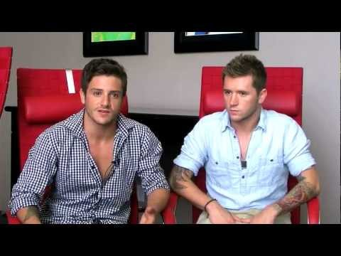 Travis Wall & Misha Gabriel Talk