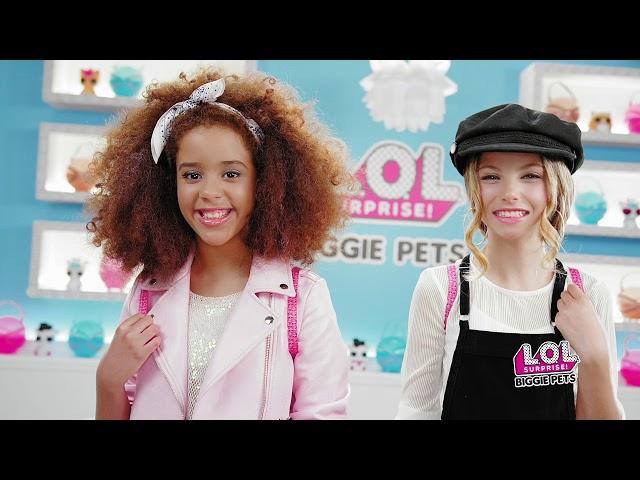 L.O.L. Biggie Pets TVC