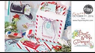 NEW Make It Market Holiday Kit!  Post & Parcel Kit Walk Through