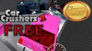 CS - Roblox - Car Crushers 2 KOSTENLOS!