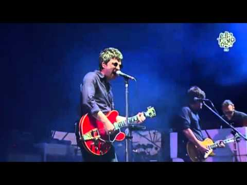 Listen Up - Noel Gallagher's High Flying Birds (Live) Chile 2016